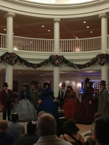 The Voices of Liberty at American Adventure
