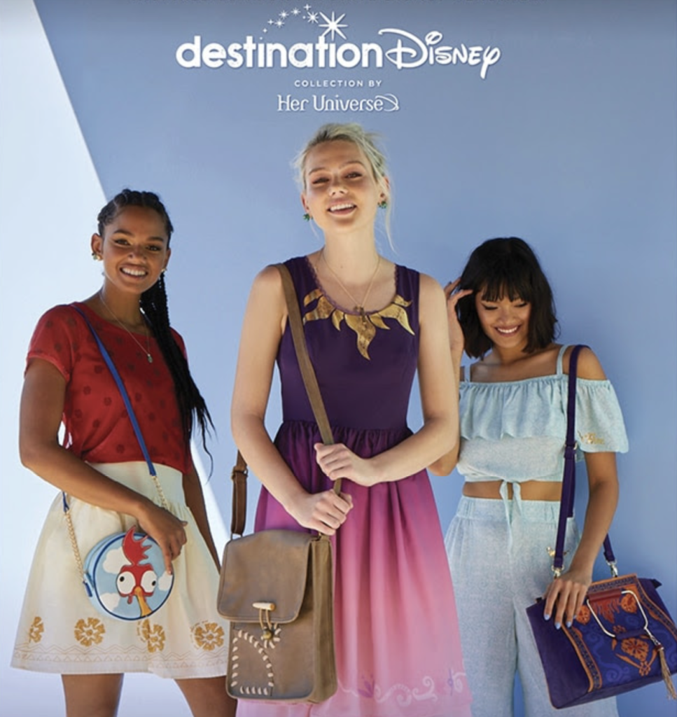 65373c77dc Her Universe Destination Disney Collection Now Available | The ...
